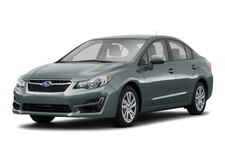 2015 Subaru Impreza 4dr CVT 2.0i Premium Car