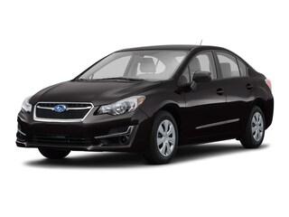 Used 2015 Subaru Impreza 2.0I Sedan near Providence