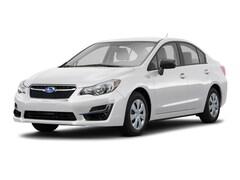 2015 Subaru Impreza 2.0i AWD 2.0i  Sedan CVT