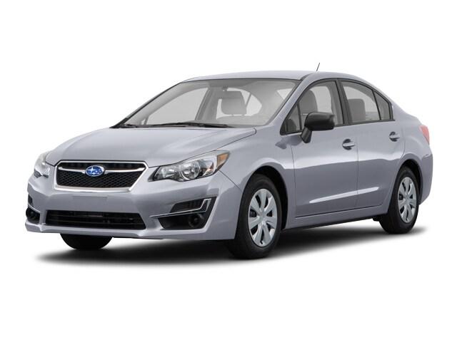 2015 Subaru Impreza 2.0i 4dr (CVT) Sedan
