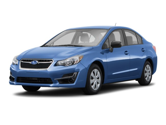 2015 Subaru Impreza 2.0i Sedan