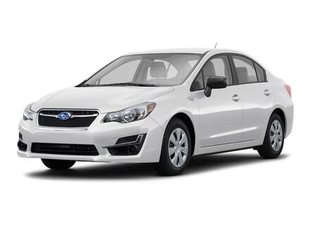 2015 Subaru Impreza 2.0i 4dr (M5) Sedan