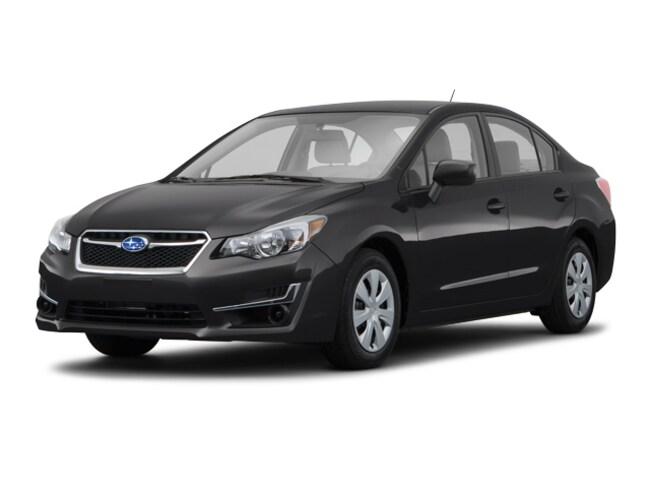 2015 Subaru Impreza 2.0i 4dr (M5) Sedan in Ithaca