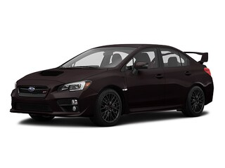 2015 Subaru WRX STI WRX STi Car