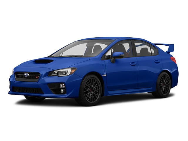 Featured pre-owned 2015 Subaru WRX STI WRX STI With Thousands of Extras Sedan for sale in Midlothian, VA
