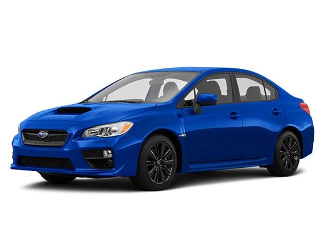 2015 Subaru WRX 2.0T Car