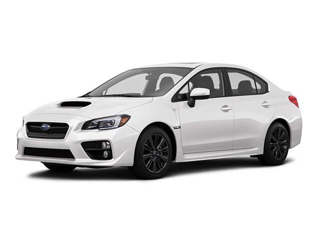 2015 Subaru WRX Limited AWD Limited  Sedan CVT