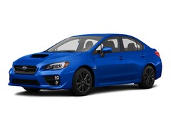 2015 Subaru WRX Limited AWD Sedan
