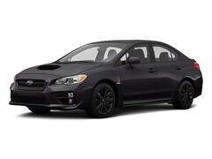 2015 Subaru WRX WRX Sedan