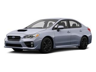 2015 Subaru WRX Premium (CVT) Sedan
