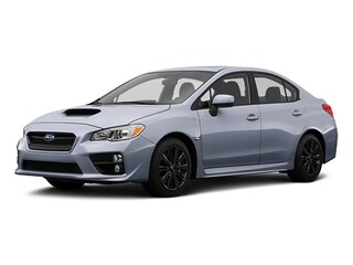 Used 2015 Subaru WRX Premium (M6) Sedan 390495A in Marysville, WA