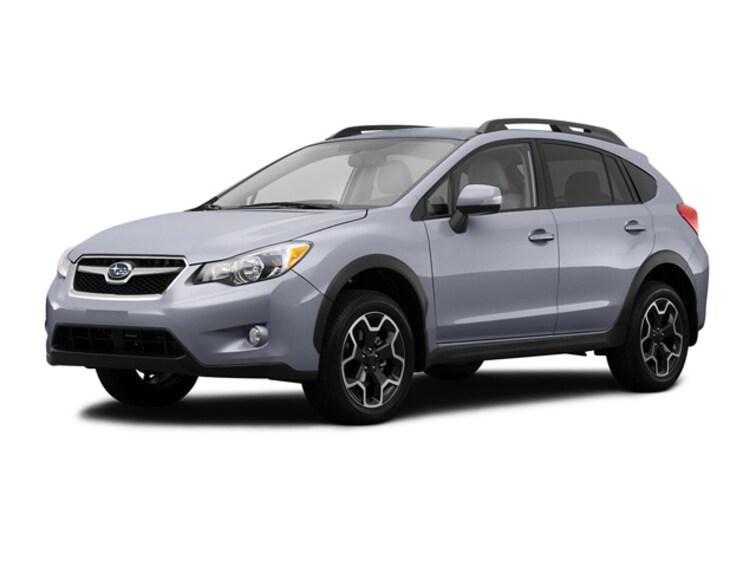 Certified Used 2015 Subaru XV Crosstrek 2.0i Limited SUV in Wayne NJ