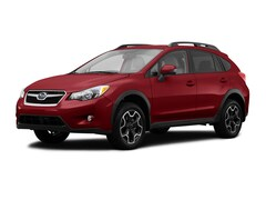Certified Pre-Owned 2015 Subaru XV Crosstrek 5dr CVT 2.0i Limited Sport Utility for sale in Moline, IL