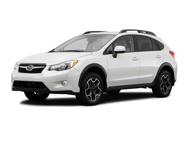 Used 2015 Subaru XV Crosstrek SUV for sale in Hudson NY