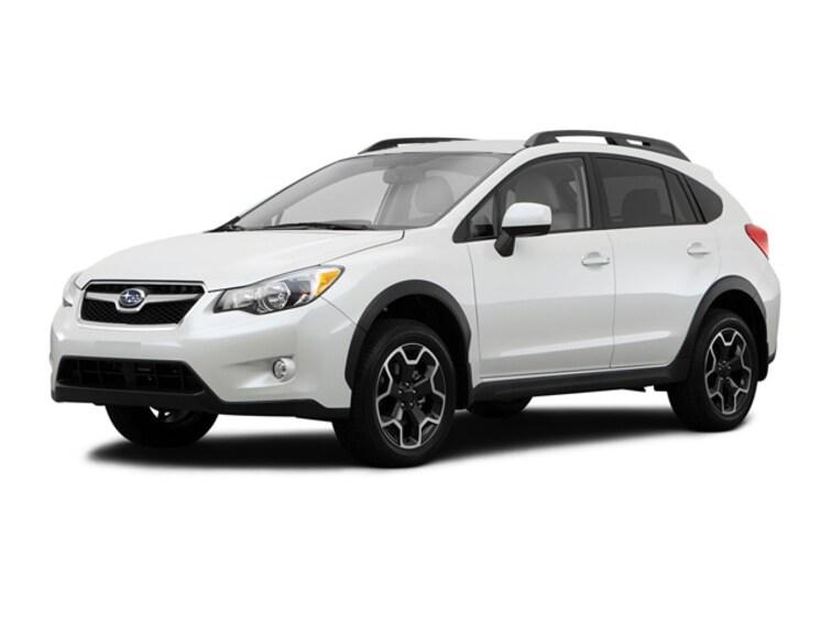 Certified Pre-Owned 2015 Subaru XV Crosstrek 5dr CVT 2.0i Premium Sport Utility For Sale Moline, IL