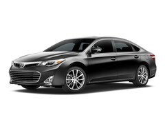Certified 2015 Toyota Avalon Limited Sedan in El Paso, TX
