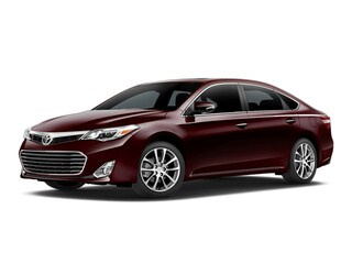 Certified 2015 Toyota Avalon Limited Sedan Conway, AR