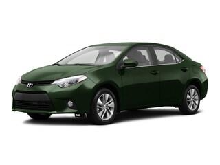 Bargain 2015 Toyota Corolla LE ECO Plus Sedan for sale near you in Seekonk, MA