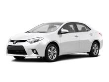 2015 Toyota Corolla LE ECO Premium Sedan