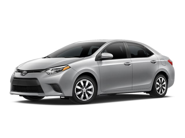 Featured used vehicle 2015 Toyota Corolla 4dr Sdn CVT LE Sedan for sale in Colorado Springs, CO