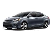 2015 Toyota Corolla LE Sedan