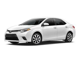 2015 Toyota Corolla LE Sedan For sale near Turnersville NJ