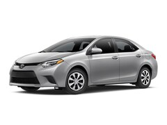 used 2015 Toyota Corolla Plus Sedan