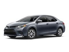 2015 Toyota Corolla S Sedan