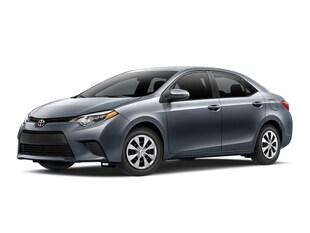 2015 Toyota Corolla LE Premiumh Sedan