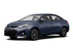 2015 Toyota Corolla S Plus Sedan Murray