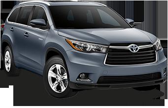 2015 Toyota Highlander Hybrid Incentives Specials