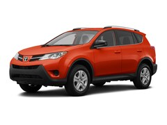 Used 2015 Toyota RAV4 LE SUV in Portsmouth, NH
