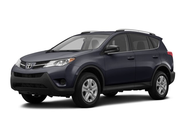 Used 2015 Toyota RAV4 LE SUV Silver Spring, MD