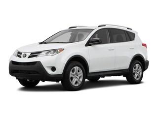 New 2015 Toyota RAV4 SUV Arlington