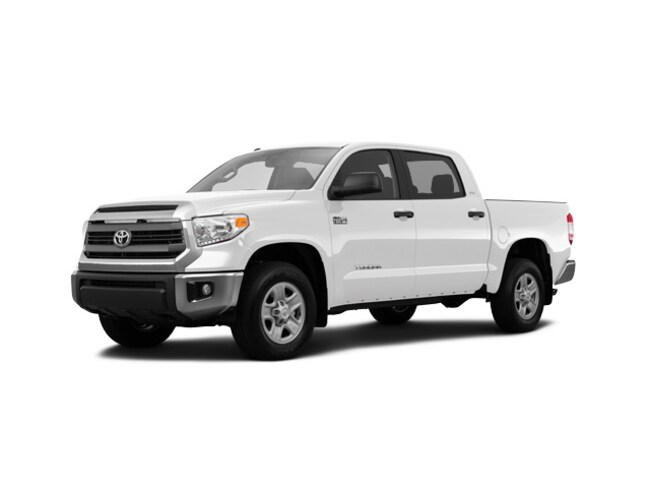 Used 2015 Toyota Tundra SR5 5.7L V8 Truck CrewMax Levelland