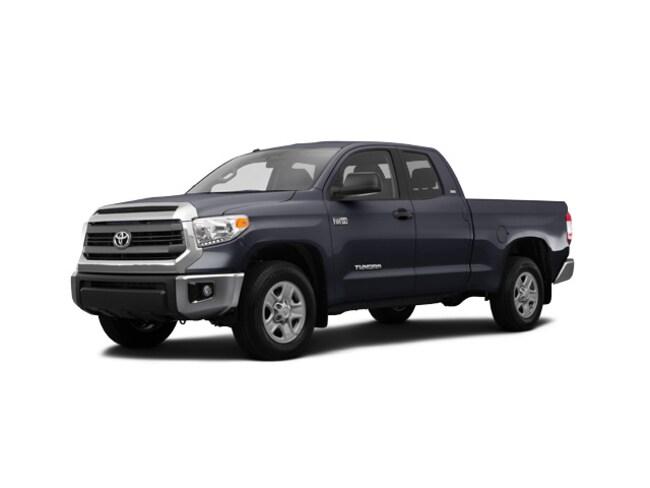 2015 Toyota Tundra 4WD Truck SR5 Double Cab 5.7L V8 6-Spd AT SR5