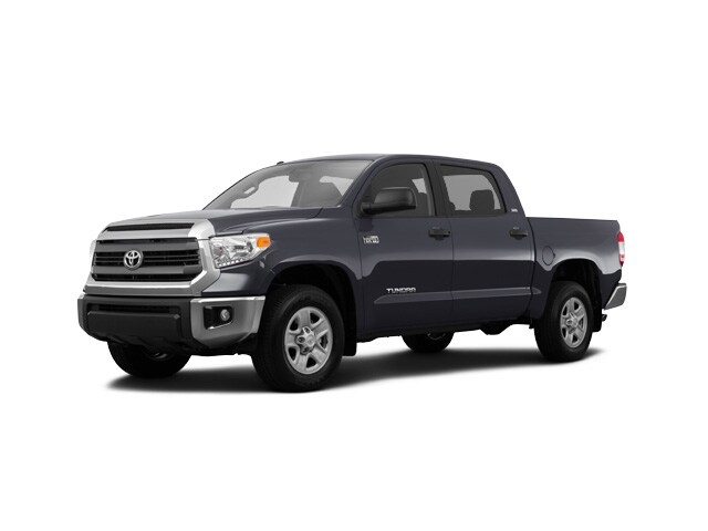 2015 Toyota Tundra TRD Off Road Truck CrewMax