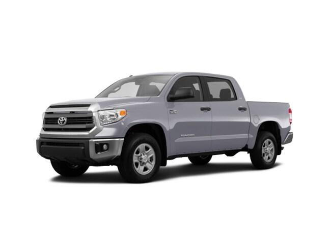 Used 2015 Toyota Tundra SR5 TSS Off-Road Truck CrewMax in Amarillo
