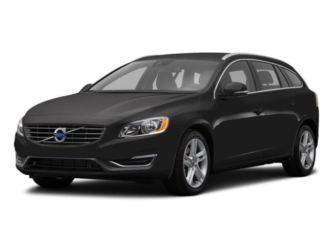 Used 2015 Volvo V60 T5 Platinum w/BLIS Package Wagon Boston