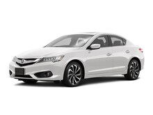 2016 Acura ILX w/Premium w/A-Spec Sedan