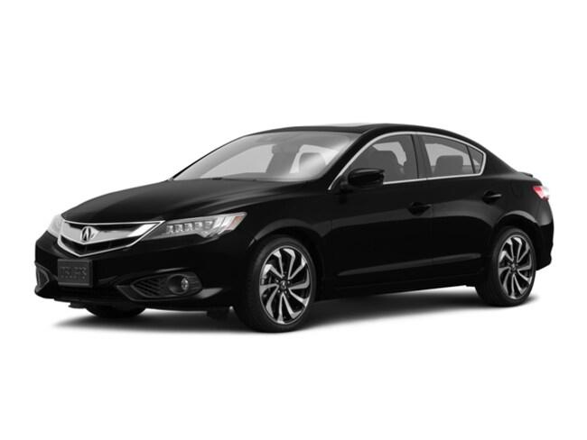 2016 Acura ILX w/Premium/A-Spec Pkg 4dr Sdn Sedan