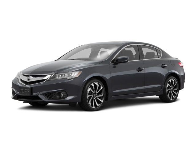 2016 Acura ILX 2.4L w/Premium & A-SPEC Packages (A8) Sedan