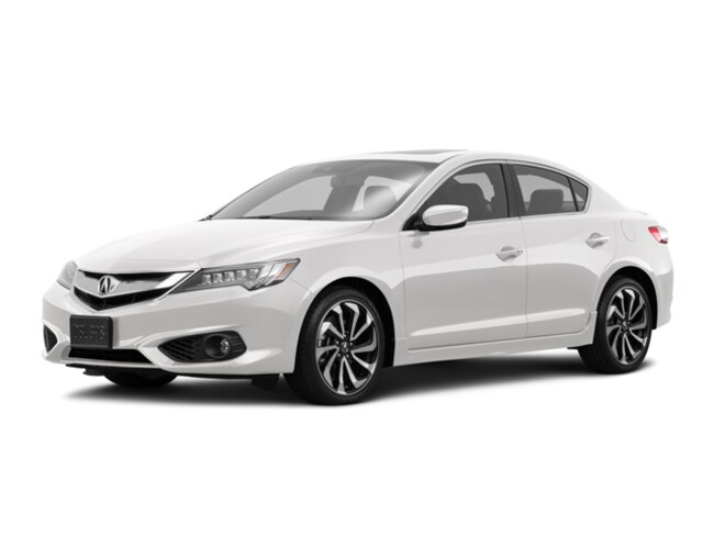 2016 Acura ILX 2.4L w/Technology Plus & A-SPEC Packages (A8) Sedan