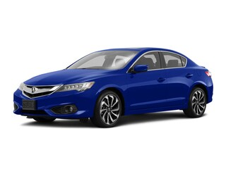 2016 Acura ILX w/Technology Plus/A-Spec Pkg Sedan