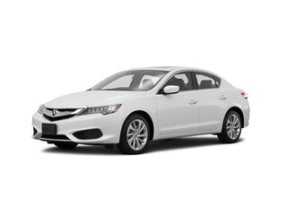 2016 Acura ILX Base w/Technology Package Sedan