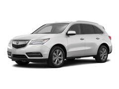 2016 Acura MDX MDX SH-AWD with Advance and Entertainment Packages SUV