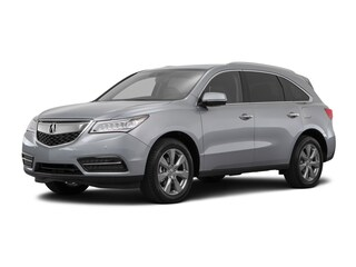 Certified Pre-Owned 2016 Acura MDX MDX SH-AWD with Advance SUV Pittsburgh