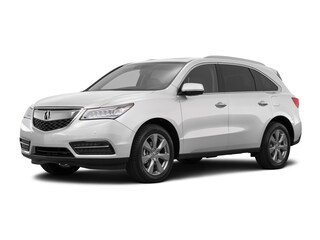2016 Acura MDX 3.5L w/Advance Package SH-AWD  SUV w/Advance Package