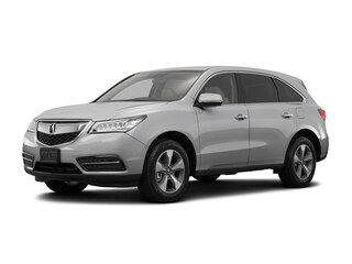 2016 Acura MDX MDX SH-AWD with AcuraWatch Plus SUV
