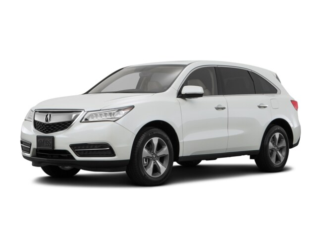 Used 2016 Acura MDX SH-AWD For Sale in Hampton, VA | VIN ...